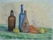 bottiglie e limoni
