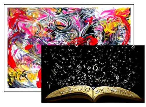 """EVENTI - """"COLORI E PAROLE"""" - La poesia incontra la pittura dell'anima -7° ciclo di incontri"""