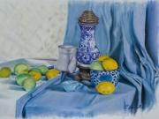 bricchi, lanterna e limoni