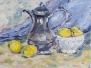 bricco con limoni